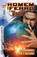Homem de Ferro & Thor # 40