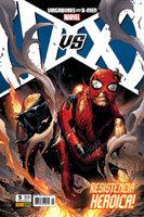 Vingadores vs X-Men # 5