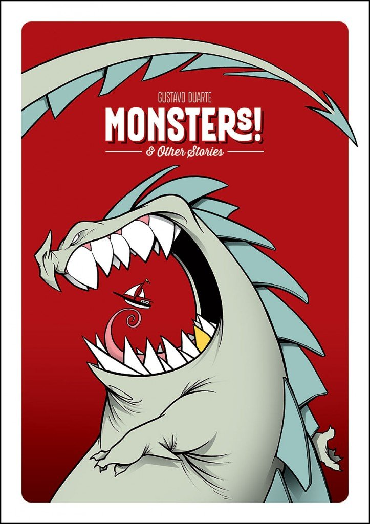 Capa de Monsters And Other Stories