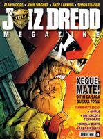 Juiz Dredd Megazine # 4
