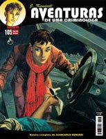 J. Kendall - Aventuras de uma Criminóloga # 105