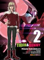 Tiger & Bunny # 2