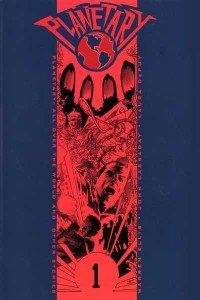 Planetary – Volume 1 – Pelo mundo todo e outras histórias