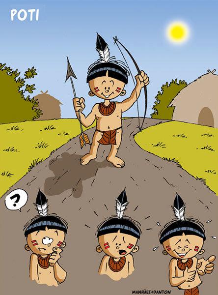 A Turma da Tribo