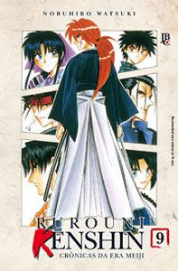 Rurouni Kenshin – Crônicas da Era Meiji – Volume 9