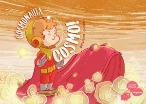 Cosmonauta Cosmo!
