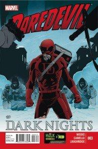 Daredevil - Dark Knights # 3