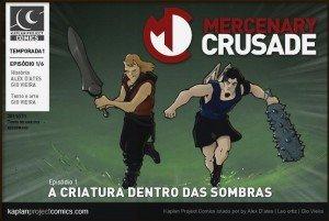 Mercenary Crusade – Episódio 1