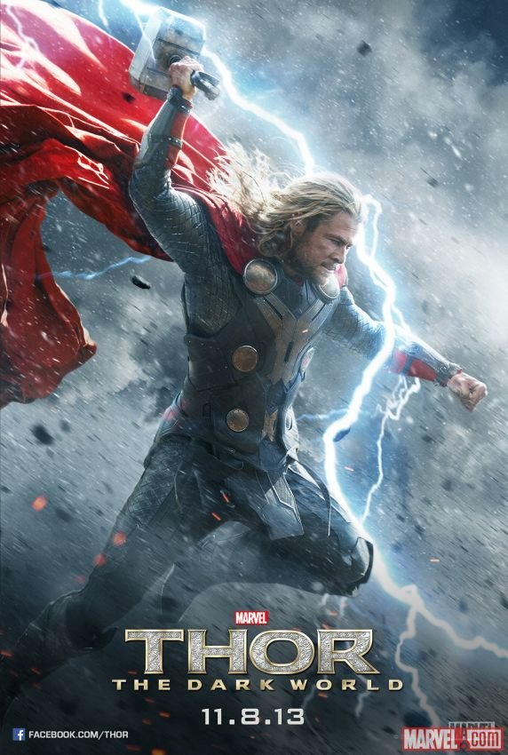 Thor 2 - O Mundo Sombrio