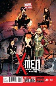 X-Men – Volume 5 # 1