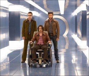 Fera, Professor Xavier e Wolverine
