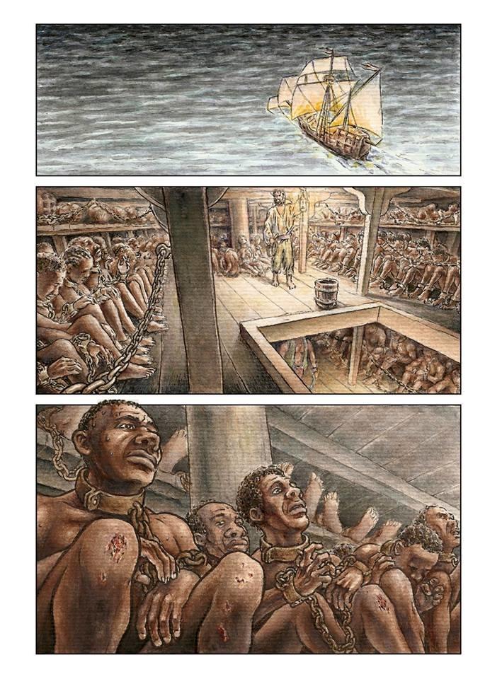 Páginas de A Guerra dos Palmares