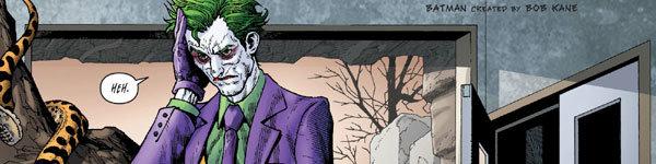 Batman # 23.1 – Joker