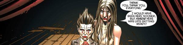 Batman – The Dark Knight # 23.1 – Ventriloquist