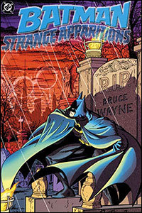 Batman - Strange Apparitions