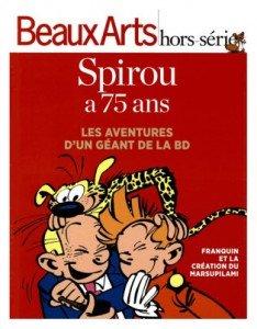 Beaux Arts - Hors-Série - Spirou a 75 ans