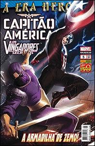 Capitão América & os Vingadores Secretos # 5