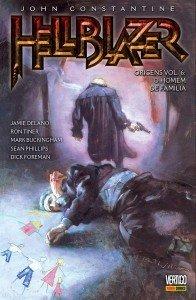 John Constantine - Hellblazer - Origens - Volume 6 – O homem de família