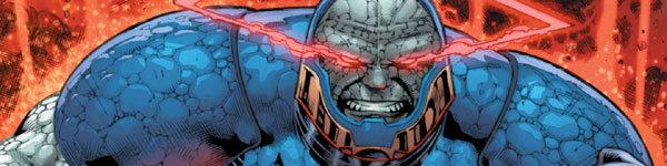 Justice League # 23.1 – Darkseid