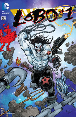 Justice League # 23.2 – Lobo