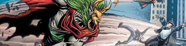Justice League Dark # 23.1 – The Creeper