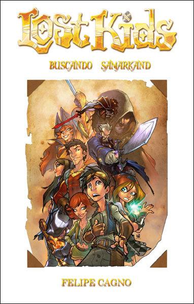 Lost Kids – Buscando Samarkand