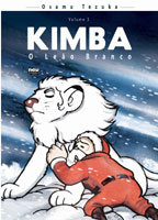 Kimba - O Leão Branco - Volume 3