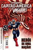 Capitão América & Os Vingadores Secretos # 27