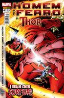 Homem de Ferro & Thor # 41