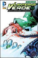 DC Deluxe - Lanterna Verde - Tropa dos Lanternas Verdes - O lado negro do verde