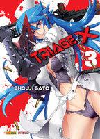 Triage X # 3
