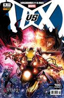 Vingadores vs X-Men # 6, capa alternativa
