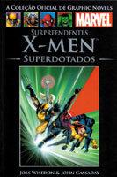 A Coleção Oficial de Graphic Novels Marvel # 2 - Surpreendentes X-Men - Superdotados