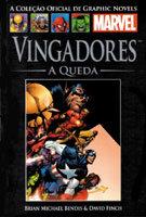 A Coleção Oficial de Graphic Novels Marvel # 3 - Vingadores - A Queda