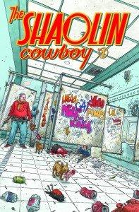 Shaolin Cowboy # 1