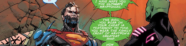 Action Comics # 23.1 – Cyborg Superman