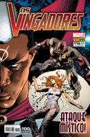 Os Vingadores # 116