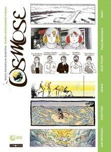 Osmose - Brasil e Alemanha em quadrinhos