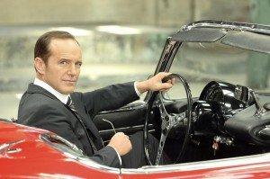 Clark Gregg, como o agente Phil Coulson