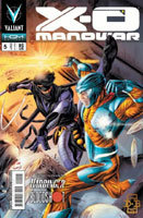 X-O Manowar # 5