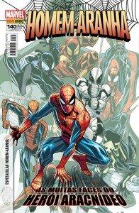 Homem-Aranha # 140