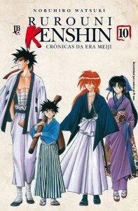 Rurouni Kenshin – Crônicas da Era Meiji – Volume 10