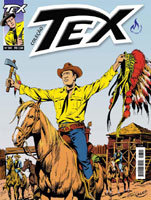 Tex Coleção # 341