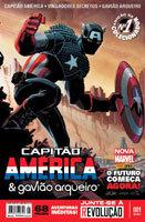 Capitão América & Gavião Arqueiro # 1
