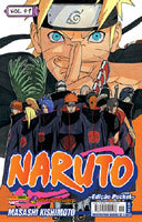 Naruto Pocket # 41
