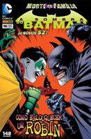 A Sombra do Batman # 16