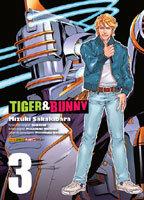 Tiger & Bunny # 3