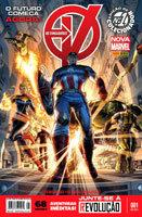 Os Vingadores # 1