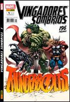 Vingadores Sombrios # 1
