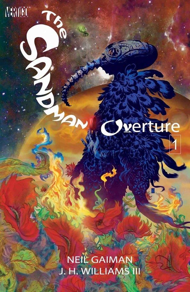 The Sandman - Overture # 1